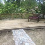 adams pressure cleaning pressure washing deck after