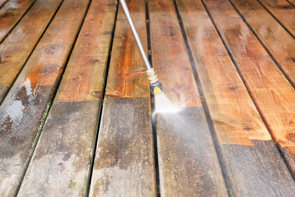 adams pressure cleaning orange park deck cleaning