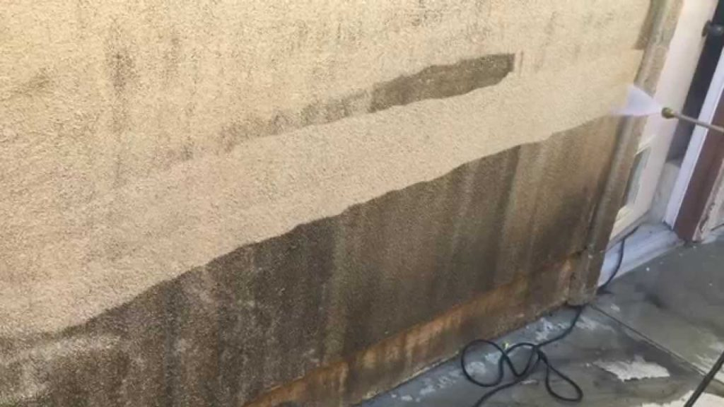 adams pressure cleaning stucco